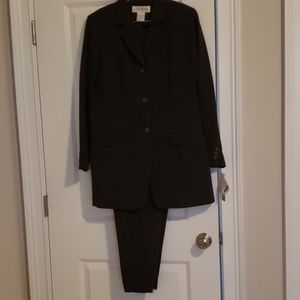 Skirt and pant suit